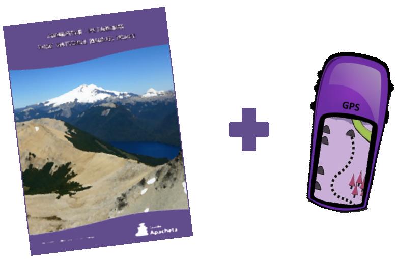 Un Guide Apacheta = 1 topo de trek + 1 trace GPS