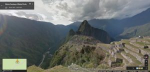 Virtual tour of Machu Picchu