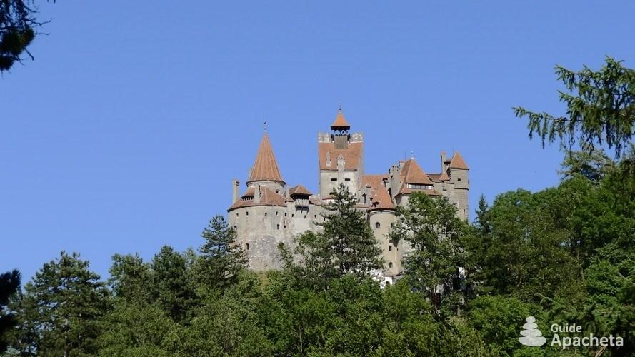 Châteaux et forteresses de Transylvanie