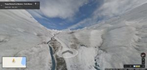 Argentinian National Parks on Google Street View