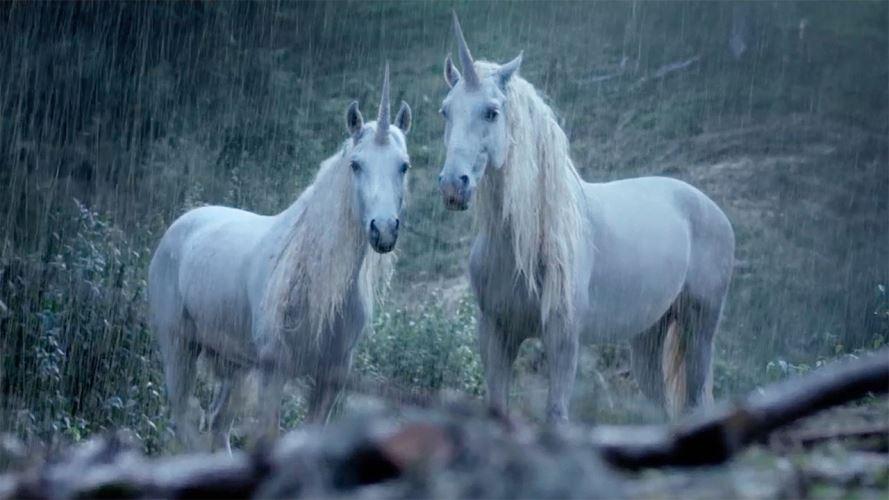 Unicorn, Scotland's national animal