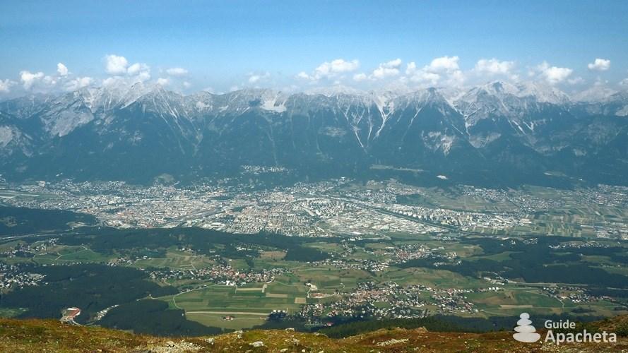 Hiking around Innsbruck