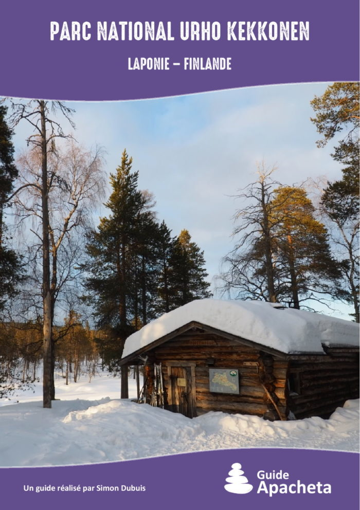 Parc National Urho Kekkonen (Laponie - Finlande)