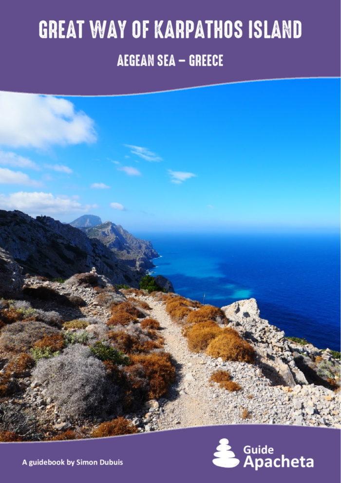 Great way of Karpathos Island (Aegean Sea - Greece)