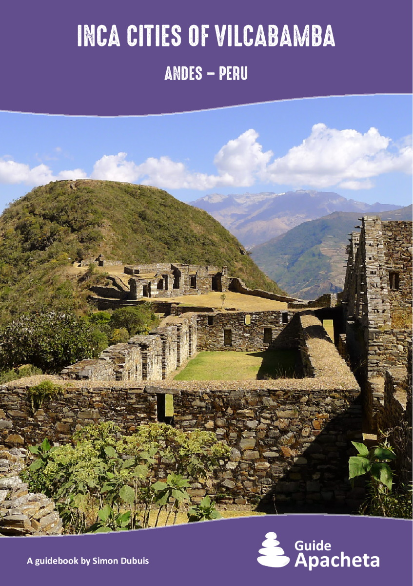 Inca cities of Vilcabamba (Andes - Peru)
