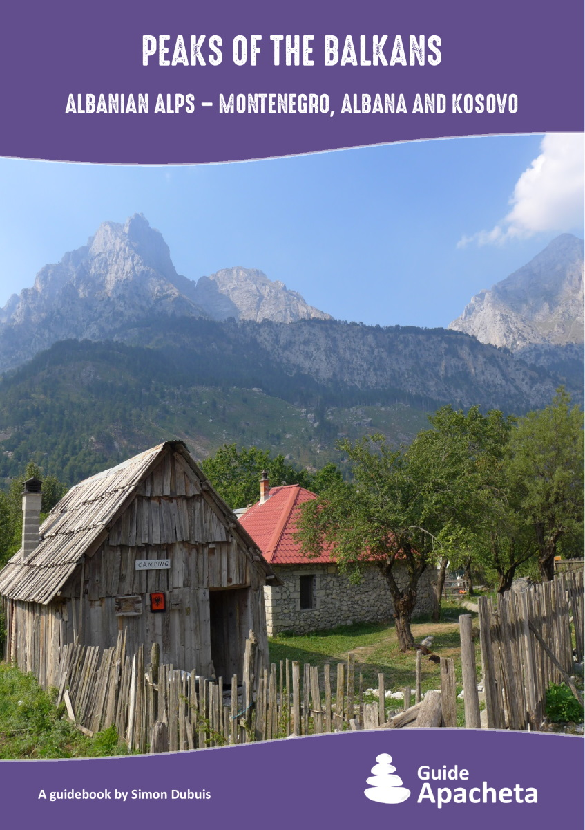 Peaks of the Balkans (Albanian Alps - Montenegro, Albania and Kosovo)